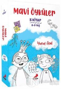 Mavi Öyküler Set (5 Kitap Takım) Yusuf Asal