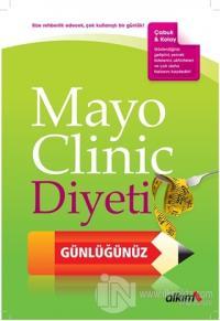 Mayo Clinic Diyeti - Günlüğünüz
