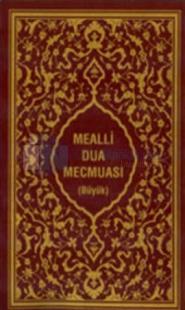 Mealli Dua Mecmuası (Büyük Boy-Plastik Kapak)
