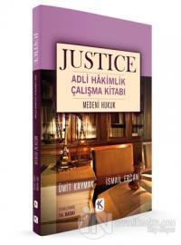 Medeni Hukuk - Justice Adli Hakimlik Çalışma Kitabı