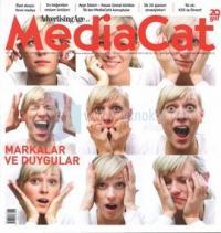 MediaCat Aylık Pazarlama İletişimi Dergisi Yıl: 20 Sayı: 215