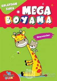 Mega Boyama - Hayvanlar Fatıma Gülbahar Karaca