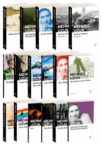 Mehmed Uzun 17 Kitap Takım