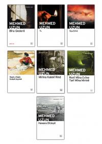 Mehmed Uzun 7 Kitap Takım (Kürtçe)