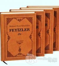 Mehmet Feyzi Efendi'den Feyizler (4 Cilt Takım) (Ciltli)