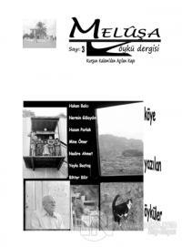 Meluşa Öykü Dergisi Sayı 3