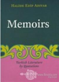 Memoirs Turkish Literature by Luotations %25 indirimli Halide Edib Adı