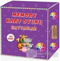 Memory Kart Oyunu - Hayvanlar