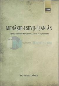 Menakıb-ı Şeyh-i Şan'an