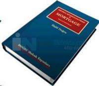 Menkul Kıymetleştirme ve Mortgage: Genel ve Hukuki Esaslar