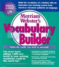 Merriam Webster's Vocabulary Builder CD %20 indirimli Yazarı Bilinmiyo