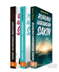 Merve Özcan Roman Seti (3 Kitap)