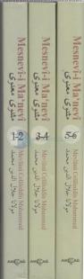 Mesnevi-i Mânevi / Farsça 3 Kitap