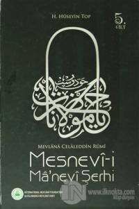 Mesnevi-i Manevi Şerhi 5. Cilt (Ciltli)