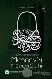 Mesnevi-i Manevi Şerhi 6. Cilt (Ciltli)