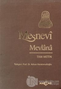 Mesnevi Tam Metin - Küçük 6.Cilt