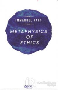 Metaphysics Of  Ethics