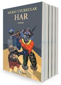 Metis Edebiyat Seti 2 - 5 Kitap Takım