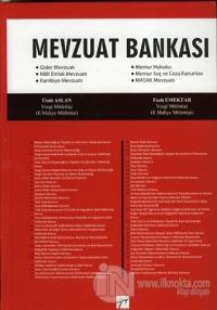 Mevzuat Bankası (Ciltli)