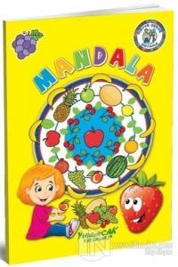 Meyve-Sebze Boyama - Mandala