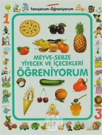 Meyve-Sebze Yiyecek ve İçecek Öğreniyorum
