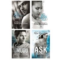 Mia Sheridan 4 Kitap Takım