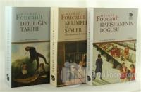 Michel Foucault Seti (3 Kitap) %12 indirimli Michel Foucault
