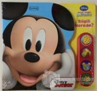 Mickey Mouse Clubhouse - Bilgili Nerede?