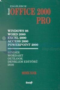 Microsoft Office 2000 Proİngilizce Memik Yanık