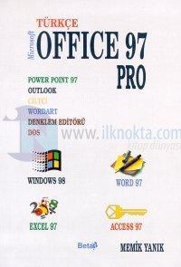 Microsoft Türkçe Office 97 Pro
