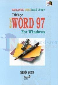 Microsoft Türkçe Word 97 For WindowsBaşlangıç-Orta-İleri Düzey