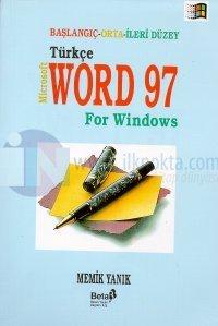 Microsoft Word 97Başlangıç Düzeyi