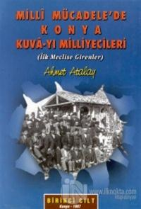 Milli Mücadele'de Konya Kuva-yı Milliyecileri 2 Cilt Takım