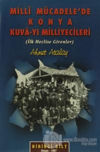 Milli Mücadele'de Konya Kuva-yı Milliyecileri (2 Cilt Takım)