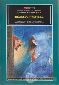 Mini Masallar - Bezelye Prenses - Grimm Masalları