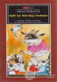 Mini Masallar - Kurt ile Yedi Keçi Yavrusu - Grimm Masalları