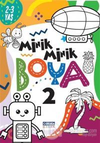 Minik Minik Boya 2