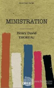 Ministration Henry David Thoreau
