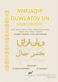 Mirjaqip Duwlatov'un Edebi Eserleri (Ciltli)