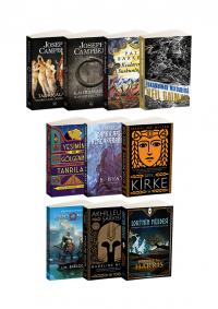 İthaki Mitoloji Seti 10 Kitap Takım