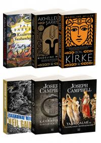 Mitoloji Seçkisi (6 Kitap Takım)