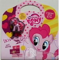 Mlp İkiz Ponyler: Çıkartmalı Öykü Kitabı