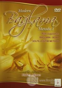 Modern Bağlama Metodu - 1 (DVD'li)