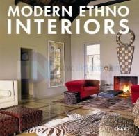 Modern Ethno Interiors (Ciltli)