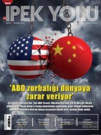 Modern İpek Yolu Dergisi Sayı: 8 Temmuz 2019