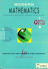 Modern Mathematics 1 Anatolian And Private High Schools Revised Edition