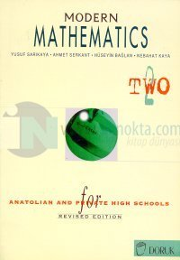 Modern Mathematics 2 Anatolian And Private High Schools Revised Edition