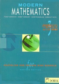 Modern Mathematics 3 Anatolian And Private High Schools Revised Edition