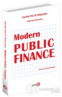 Modern Pubic Finance %7 indirimli Orhan Şener