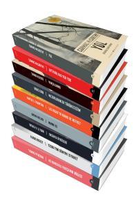 İthaki Modern Serisi ( 9 Kitap Set )